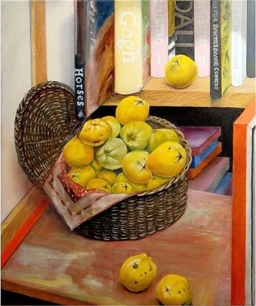 Os marmelos no estúdio... 0