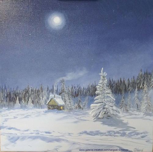 la nuit a Sibérie 0