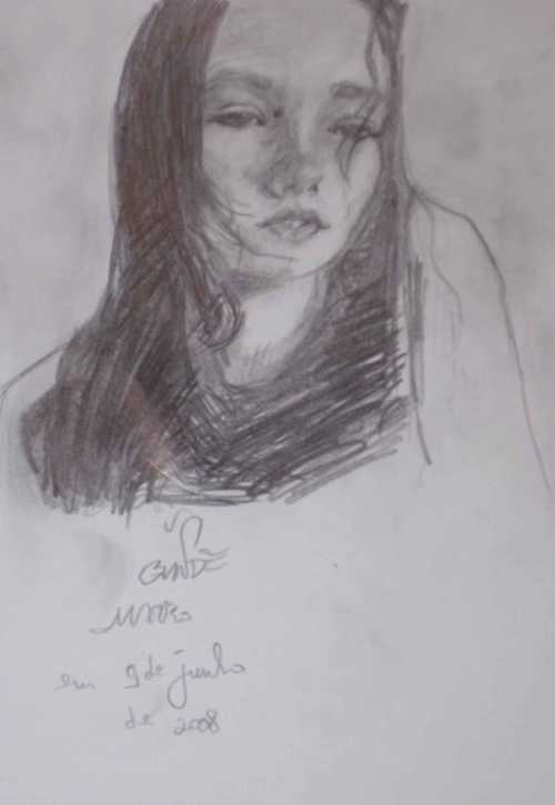 Retrato de Paula Dhein (Portrait de Paula Dhein) 0