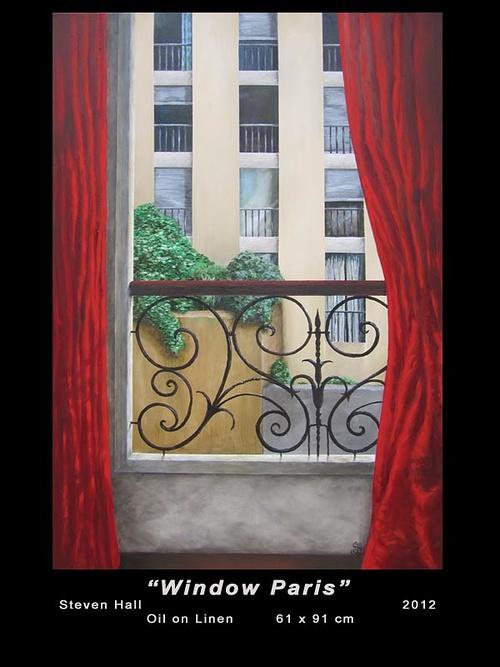 Window Paris 0