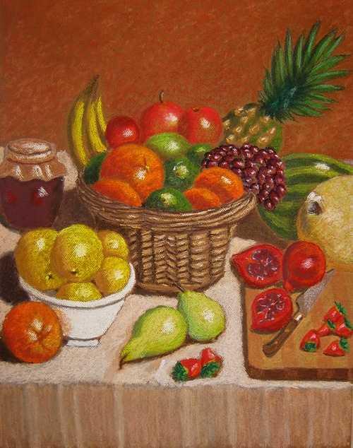 Table de Fruits panier2013200copie