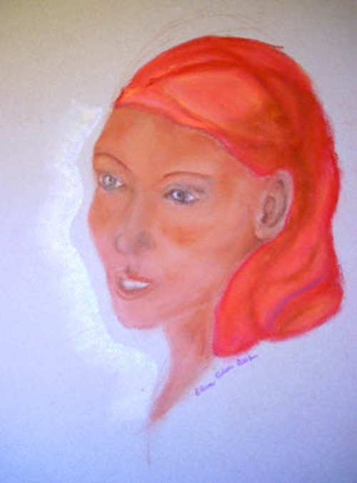 red lady 0