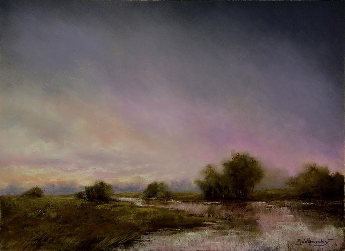 Purple Evening 0