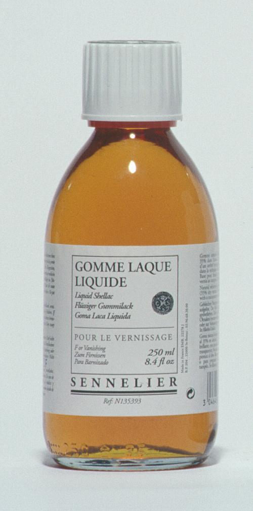 Gomme laque liquide 35% 0