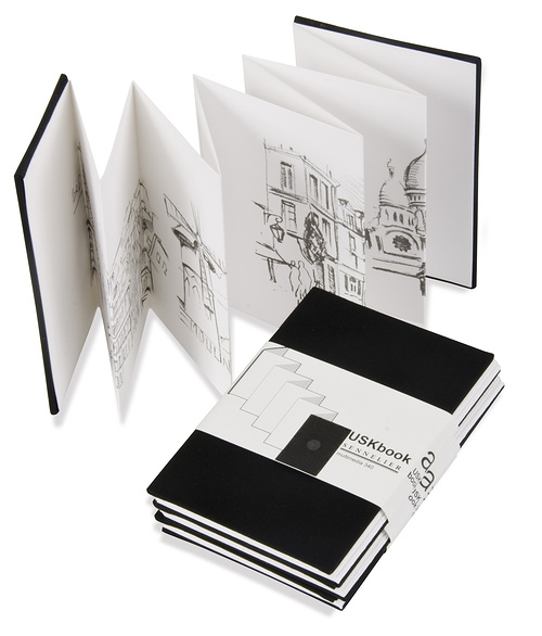 Urban Sketch Book 0