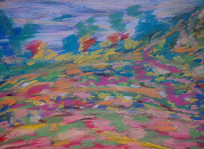 Winding Curve of Color 0