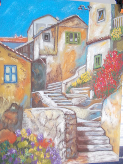 village provençal 0