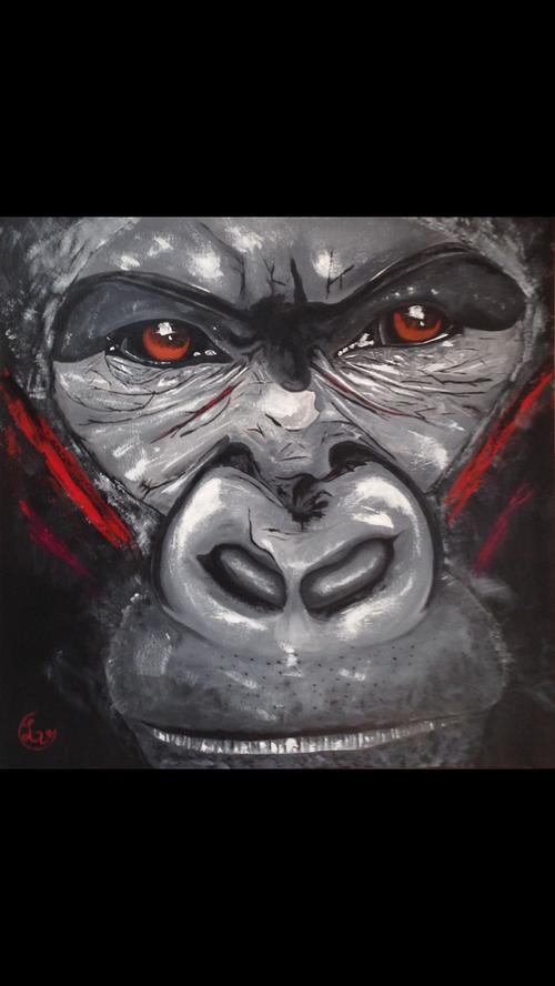 El guérillero gorilla 0