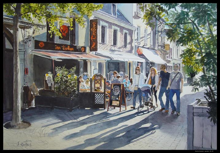 Reims, rue de Chativesle 0