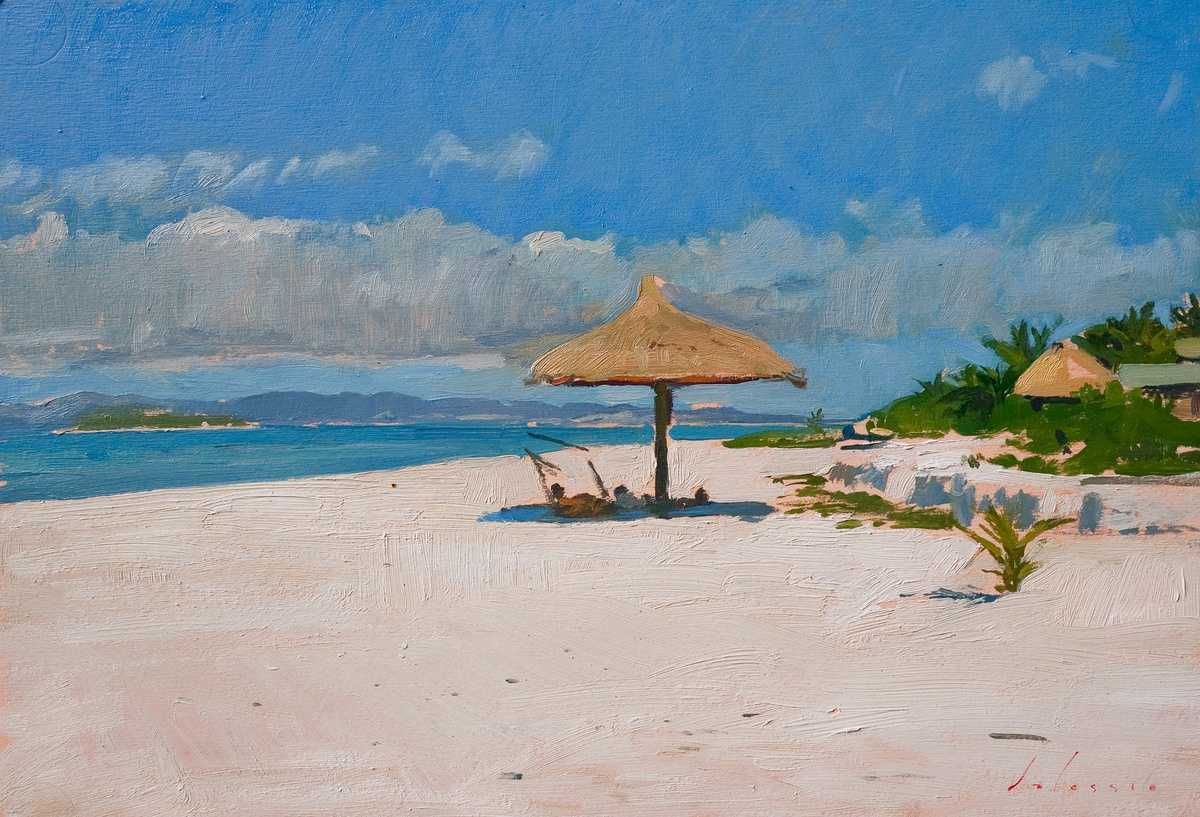 beach on namotu
